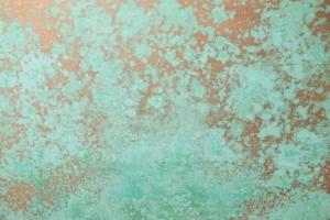 Bronze Marker Corrosion